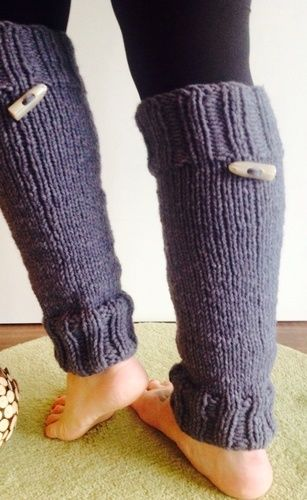 Makerist - Legwarmers/Beinstulpen aus Merinowolle - Strickprojekte - 3