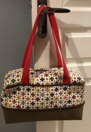Makerist - Mini sac georges - 1