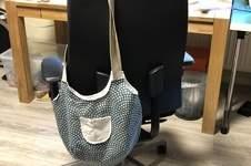 Makerist - Tasche aus Polsterstoff mit Gurten und Reißverschlussinnentasche - 1