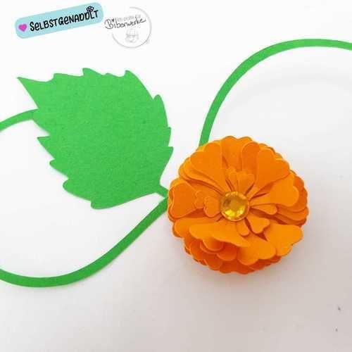 Makerist - Blumen Megapack Biberwerke - Grußkarte - DIY-Projekte - 3
