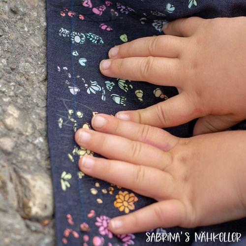 Makerist - Blumenwiese Doodle - Textilgestaltung - 2