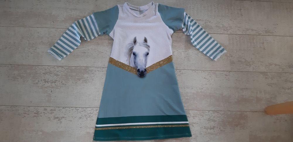 Makerist - Kleid nach Mamahoch2  kurz Ärmel und lange vom Hoodie - Nähprojekte - 1