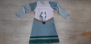 Makerist - Kleid nach Mamahoch2  kurz Ärmel und lange vom Hoodie - 1