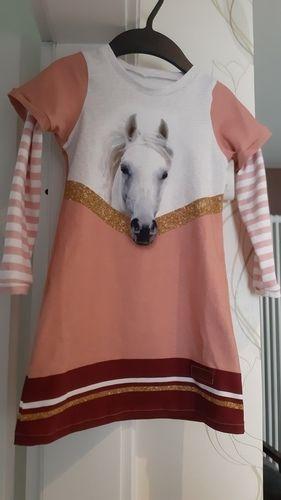 Makerist - Kleid nach Mamahoch2  kurz Ärmel und lange vom Hoodie - Nähprojekte - 3