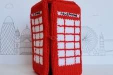 Makerist - Red Telephone Box - 1