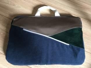 Makerist - Laptop Tasche - 1