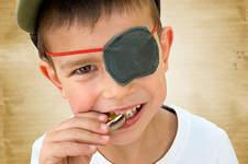 Makerist - Augenklappe für die Piratenparty! - 1