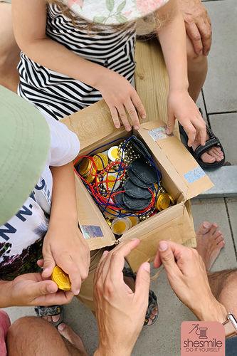Makerist - Augenklappe für die Piratenparty! - Nähprojekte - 2