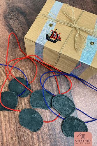 Makerist - Augenklappe für die Piratenparty! - Nähprojekte - 3