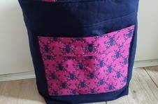 Makerist - Tasche bucket bag jenna  - 1