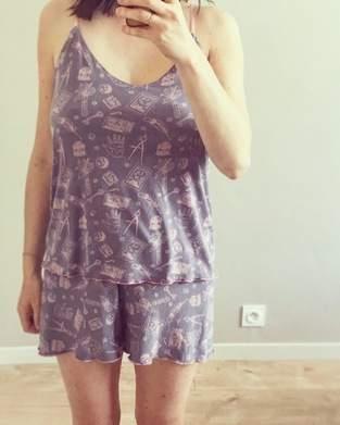 Makerist - Pyjama Anna - 1