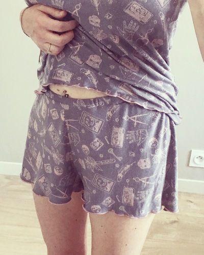 Makerist - Pyjama Anna - Créations de couture - 2
