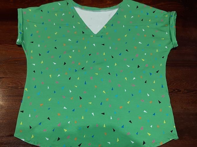 Makerist - Basicshirt - Nähprojekte - 2