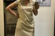 Makerist - Robe d'été col V - 1