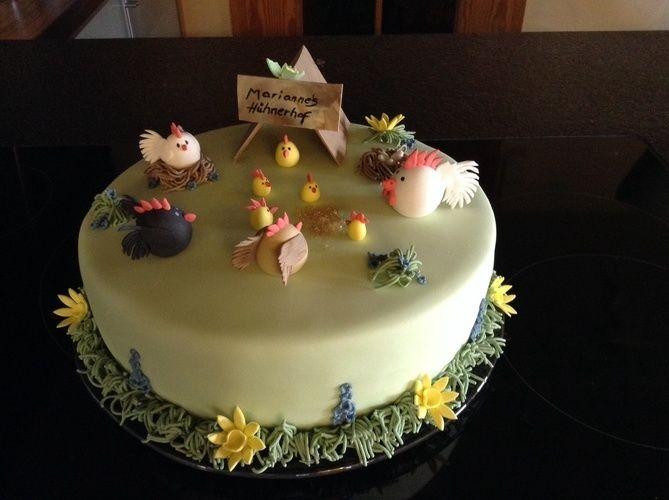 Makerist - Hühnerhof - Torten, Cake Pops und Cupcakes - 2