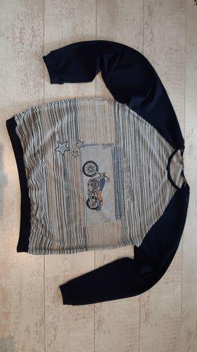 Makerist - Sweater Noa ohne Kapuze - Nähprojekte - 1