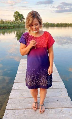 Makerist - Kleid Lilly von Graustufen-Stoffe - Nähprojekte - 1