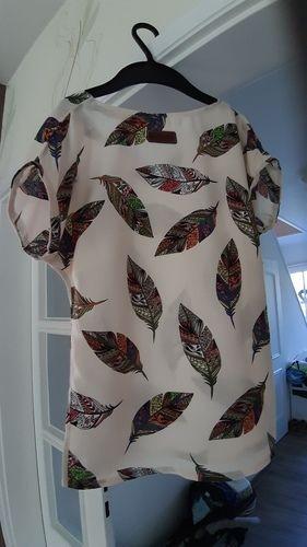 Makerist - Basic Shirt mit Umschlag aus Viskose  - Nähprojekte - 2
