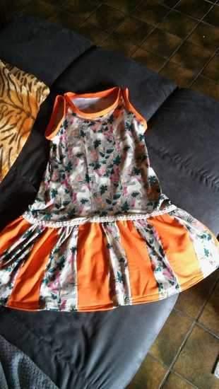 Kleid für meine Nichte in Größe 146