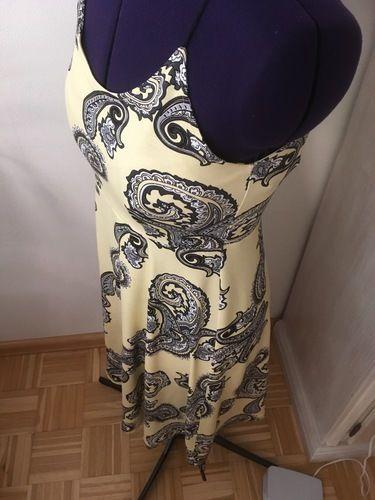 Makerist - Spagettiträger Kleid aus Viskose Jersey - Nähprojekte - 2