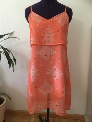 Makerist - Kleid Maria mit Volant  - Nähprojekte - 1