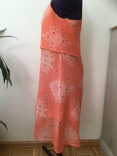Makerist - Kleid Maria mit Volant  - Nähprojekte - 2