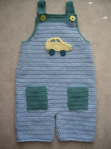 Makerist - für den kleinen Hosenmatz - Häkelprojekte - 1