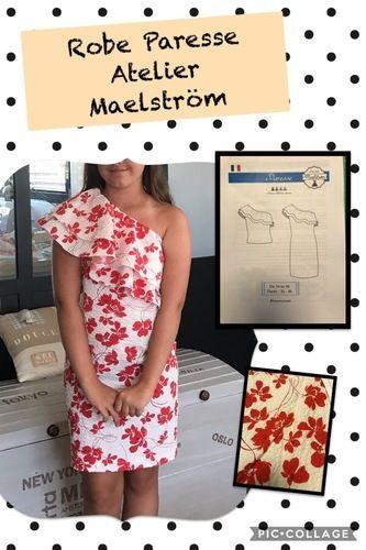 Makerist - Robe paresse pour ma nièce  - Créations de couture - 1