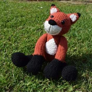 Makerist - Cubby the Fox - 1