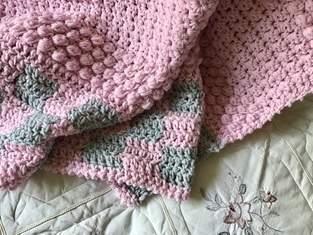 Makerist - The Harper Baby Blanket  - 1