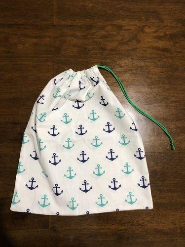 Makerist - Baluchon marin pour la crèche - Créations de couture - 1