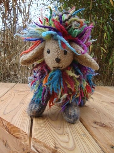 Makerist - Erich-Crazy Sheep - Strickprojekte - 1