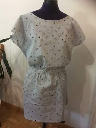Makerist - CASUAL OVERSIZE - Als Kleid aus Baumwolle  - 1