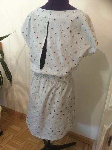 Makerist - CASUAL OVERSIZE - Als Kleid aus Baumwolle  - Nähprojekte - 2
