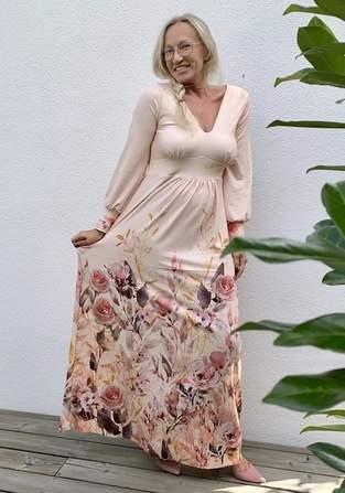 Makerist - Cleo Ibizakleid aus Jersey  - 1