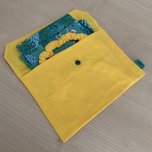 Makerist - Serviette elastiquée & sa pochette MATAIVA - Créations de couture - 3