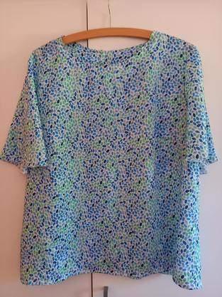Makerist - Bluse aus Viskose - 1