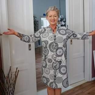Hemdblusenkleid Azora von SchnittmusterLounge