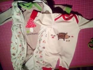 Makerist - Schlafanzug mit süßem Motiv zur Geburt!  - 1
