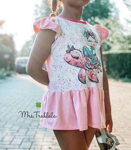 Makerist - Cool Girl aus Jersey  - Nähprojekte - 1
