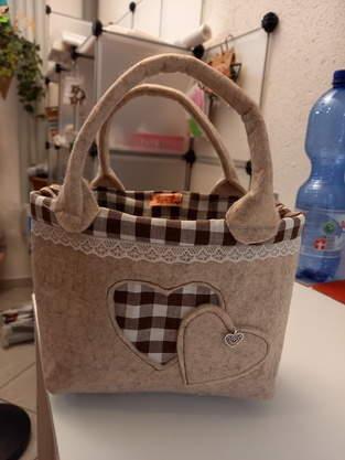 Makerist - Kleine Trachtentasche  - 1