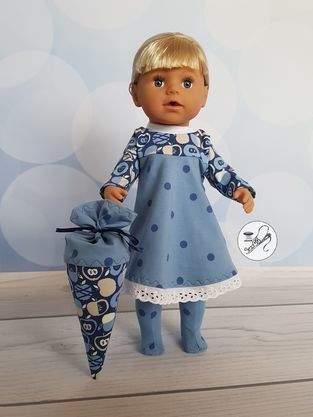 Makerist - Puppengarderobe - 1