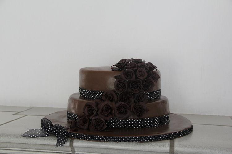 Makerist - Schokorosen - Torten, Cake Pops und Cupcakes - 1