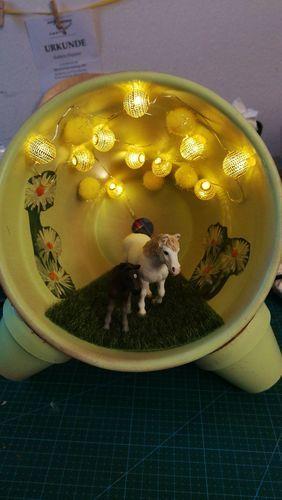 Makerist - Blumentopflampen  - DIY-Projekte - 2