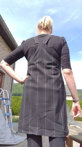 Makerist - Robe-salopette  - #makeristalamaison - 2