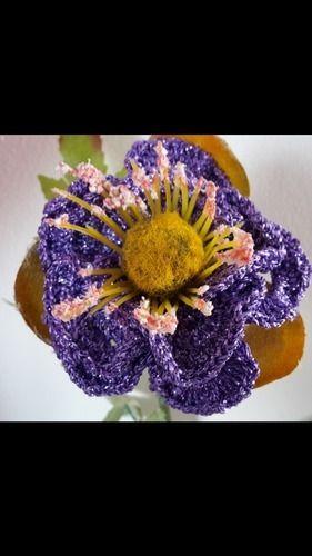 Makerist - gehäkelte Blumen - Häkelprojekte - 1
