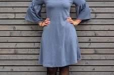 Makerist - Feminines Kleid mit Herzausschnitt - Flora - 1