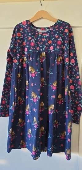 Kleid Ava Langarm
