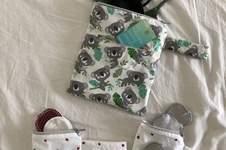 Makerist - Super Aufbewahrung für Bikinis, Slipeinlagen und Wattepads - 1