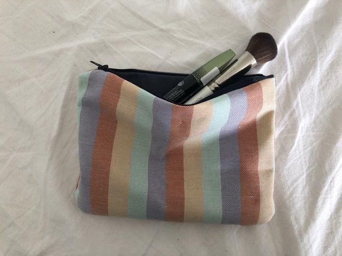 Makerist - Süßes Kosmetiktäschchen  - Nähprojekte - 1